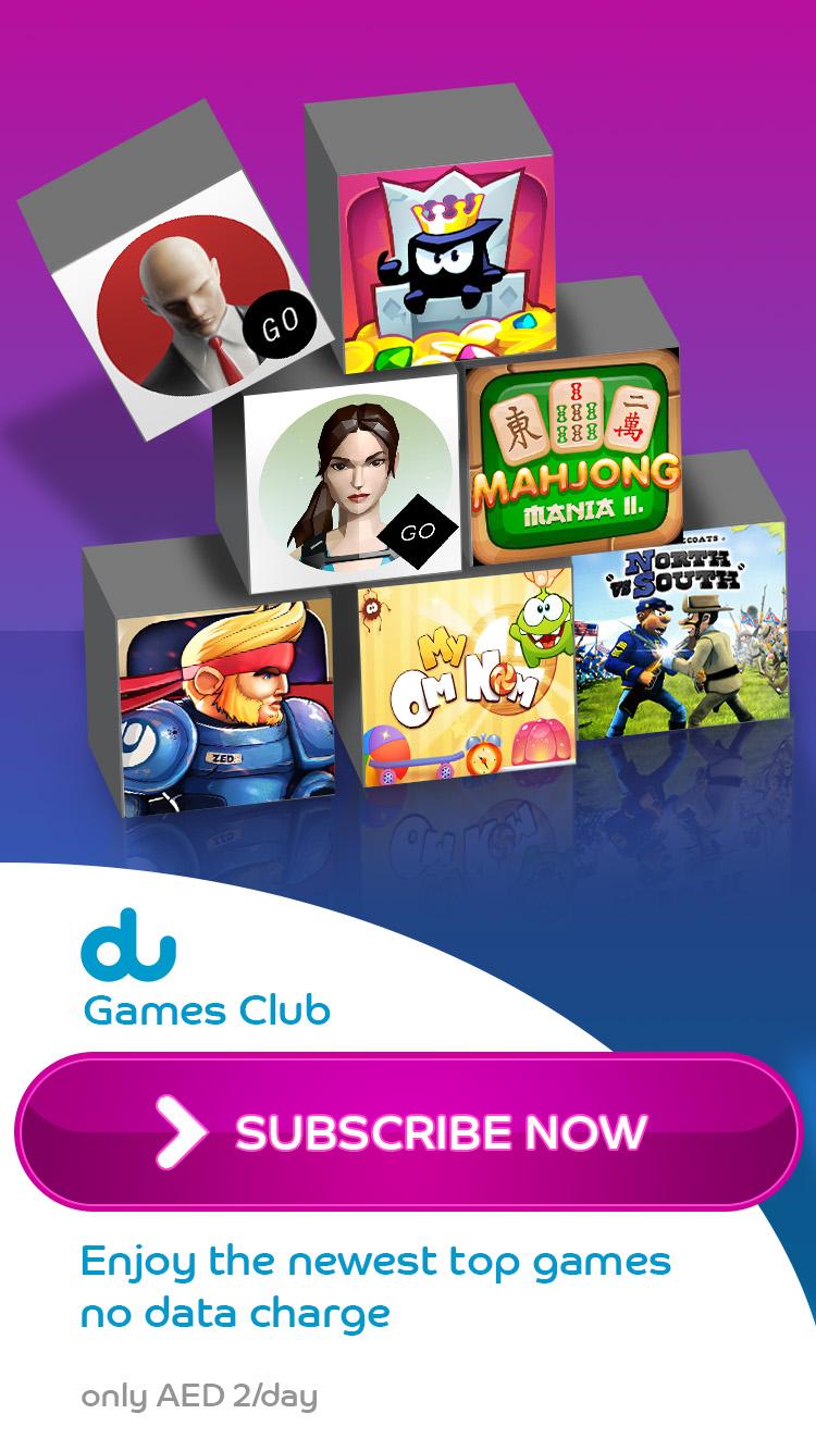 Du Games Club