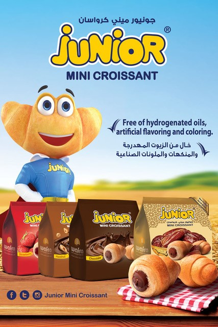 Junior Crossiant